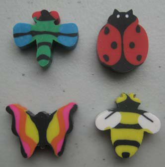Insect Erasers image