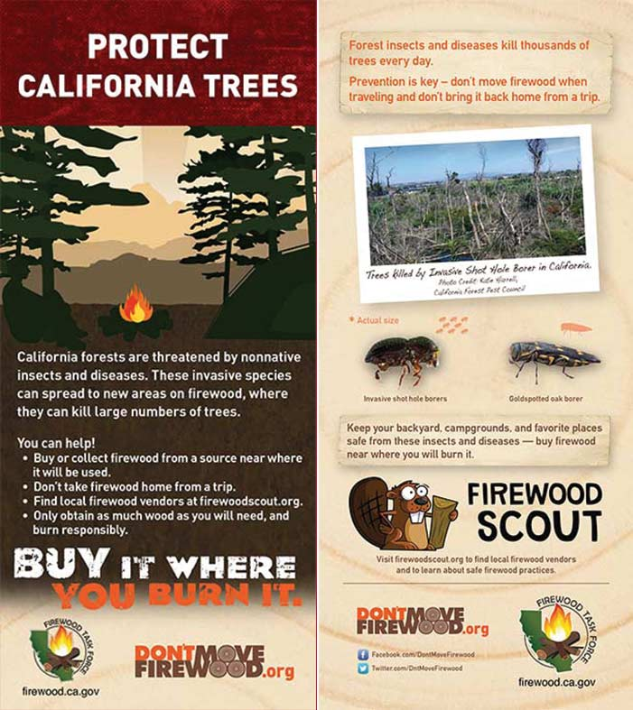 Protect California Trees