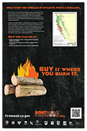 Buy It Where You Burn It Poster